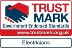 Trust mark logo image